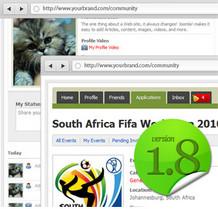 AddThis – кнопки социальных сетей для сайта