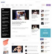GK News 2 - новостной шаблон