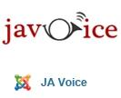 JA Voice v1.4.1 - Joomla Feedback Component