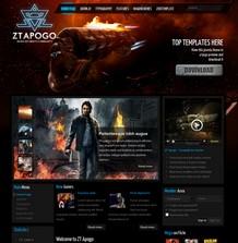 Создание сайтов по игровой тематики скачать готовый deathmatch сервер для новой css