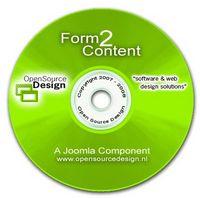 Form2Content Pro v2.6.0