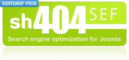 sh404SEF RC v1.5.2.255 - SEO and security for Joomla