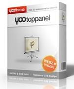 YOOtoppanel v1.5.8  & YOOgallery v1.5.7