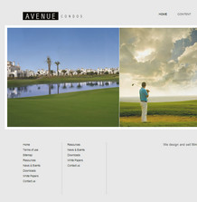 AVENUE JOOMLA TEMPLATE