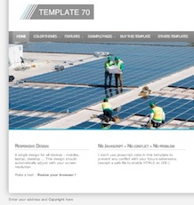 Template JoomSpirit 70