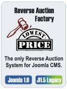 Reverse Auction Factory v1.3.7
