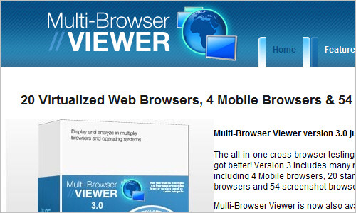 Приложение Multi-Browser Viewer