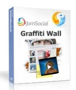 JomSocial Graffiti Wall v2.3